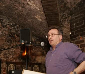 George Szirtes – 9th Sept 2013